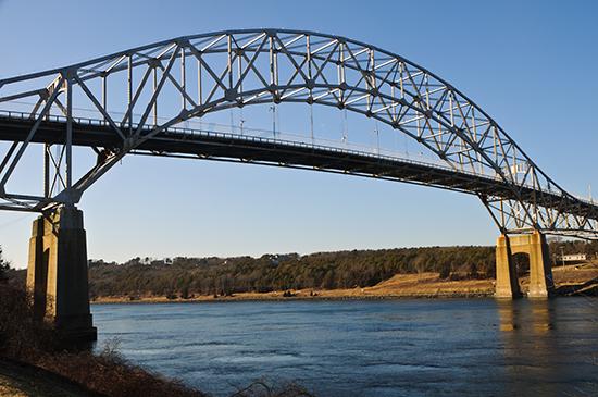 Bridge Across the Canal