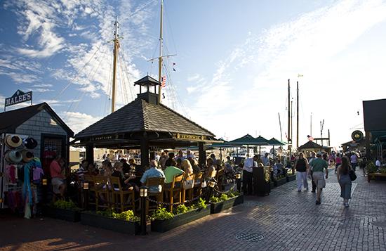Bowen's Wharf, Newport, RI